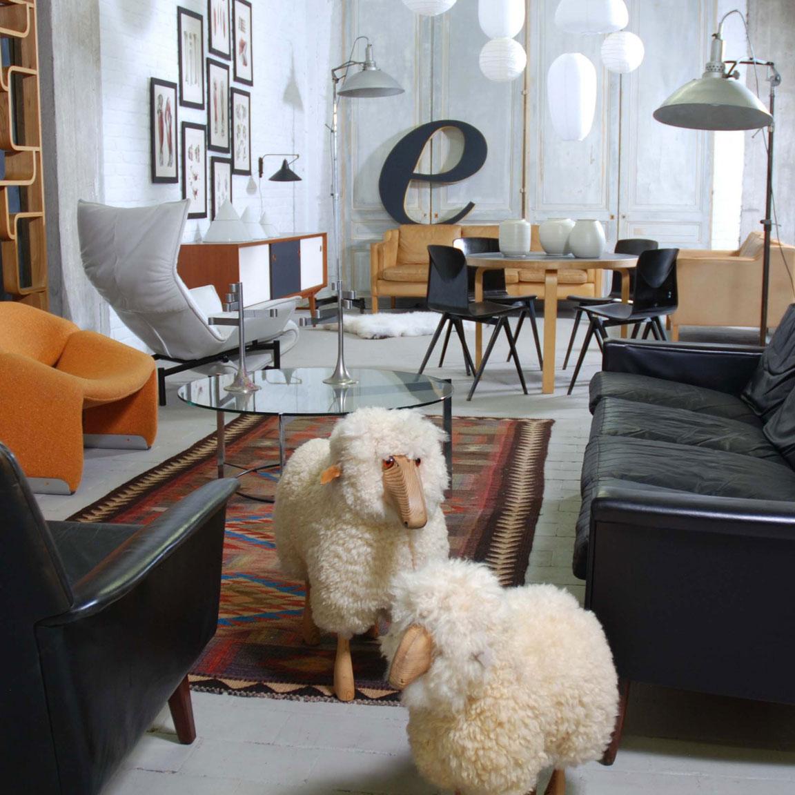 Propos de jasper maison mobilier moderne et vintage for Decoration interieur 1960