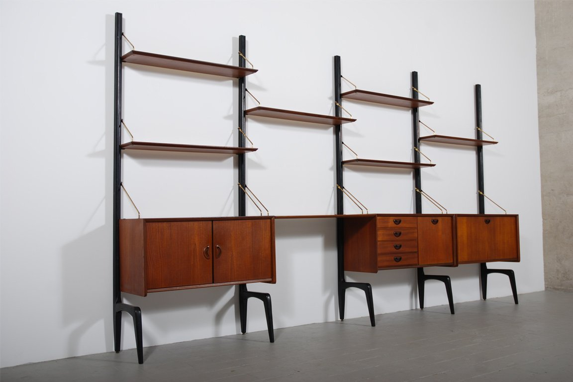 etagere modulable 1950 jasper. Black Bedroom Furniture Sets. Home Design Ideas