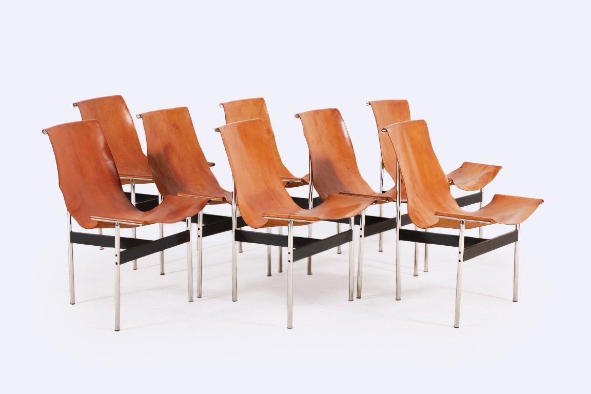 T-Chair Chaise 3LC William Katavolos Littell Kelley Laverne