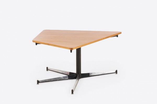 willy van der meeren table anvers 1967 fruitier belge design