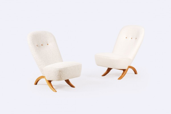 theo ruth congo easy chairs lounge artifort design 1950